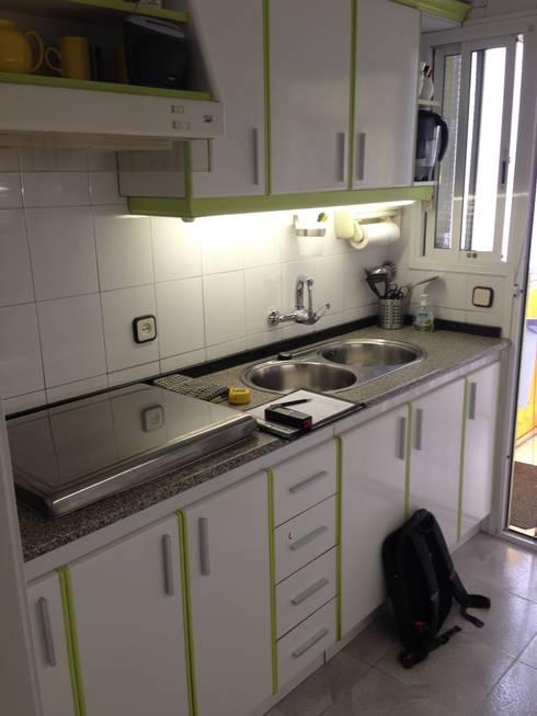 cocinas pequenas con lavadero reforma e e ampliaci n de cocina con lavadero de renova