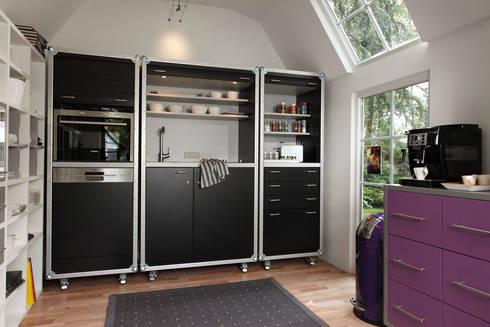 Miniküchen, Pantryküchen und Schrankküchen - alle Funktionen auf ...
