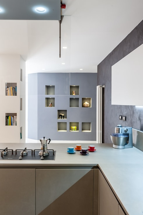 Kitchen by Paolo Fusco Photo
