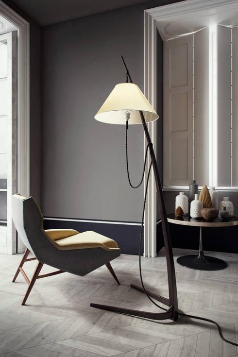 Projekty,  Salon zaprojektowane przez Artur Akopov