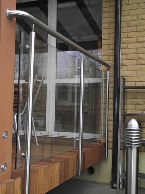 balustrades por inox city ltd homify. Black Bedroom Furniture Sets. Home Design Ideas