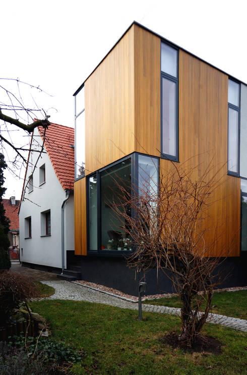 Häuser von Grid Architekci