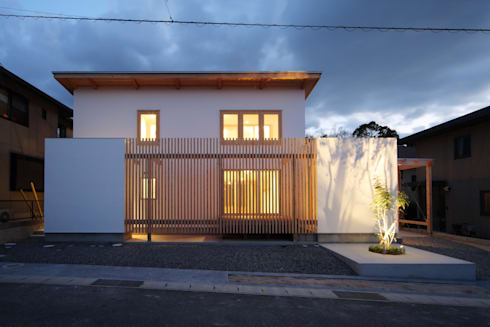 長尾台の家: 吉田慎二/建築・計画ワイズスタジオが手掛けた家です。