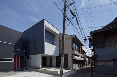 anguilla house: 吉田慎二/建築・計画ワイズスタジオが手掛けた家です。