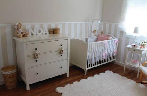 Habitaciones para ni os alfombras lorena canals para - Alfombra habitacion bebe ...