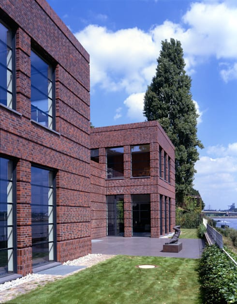 Innenarchitektur Duisburg privathaus des kunstsammlers hans grothe duisburg by raumkontor