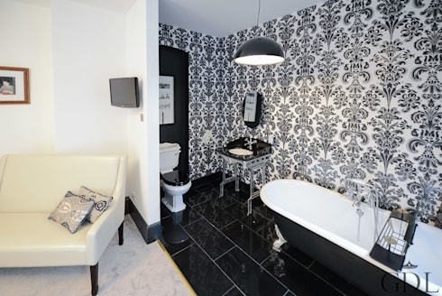 The Broadway, SW19—Extension & Bathroom Renovation: classic Bathroom by Grand Design London Ltd