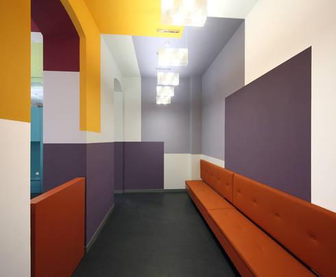 manus klinik krefeld by raumkontor innenarchitektur architektur, Innenarchitektur ideen