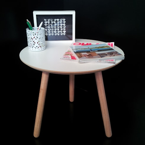 Muebles Neoda: Livings de estilo moderno por neoda