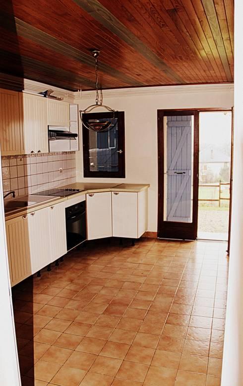 r habilitation maison des ann es 20 cuisine par decobox homify. Black Bedroom Furniture Sets. Home Design Ideas