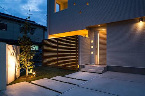 『ソラ庭のある家』: 納得住宅南大阪が手掛けた家です。