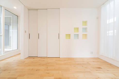 『ソラ庭のある家』: 納得住宅南大阪が手掛けた子供部屋です。