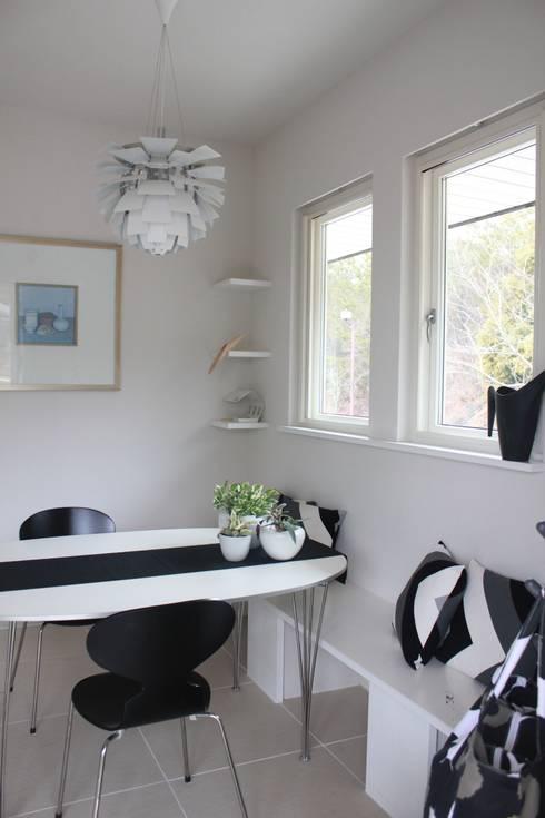 iie design モデルハウス: 一級建築士事務所 iie designが手掛けた多目的室です。