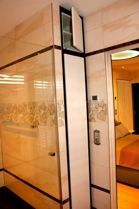 Bäderschränke :  Badezimmer von wohn & küchenwerkstatt robert greil