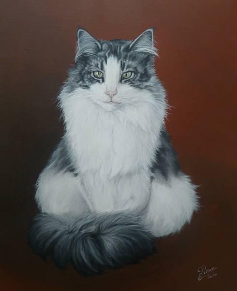 Peinture animalière par Passion Déco | homify