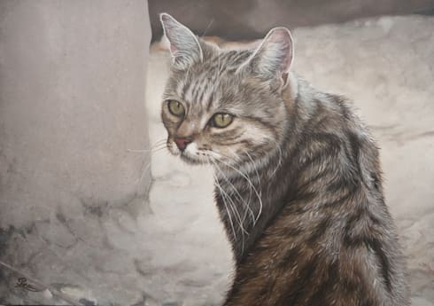 Peinture animalière by Passion Déco   homify