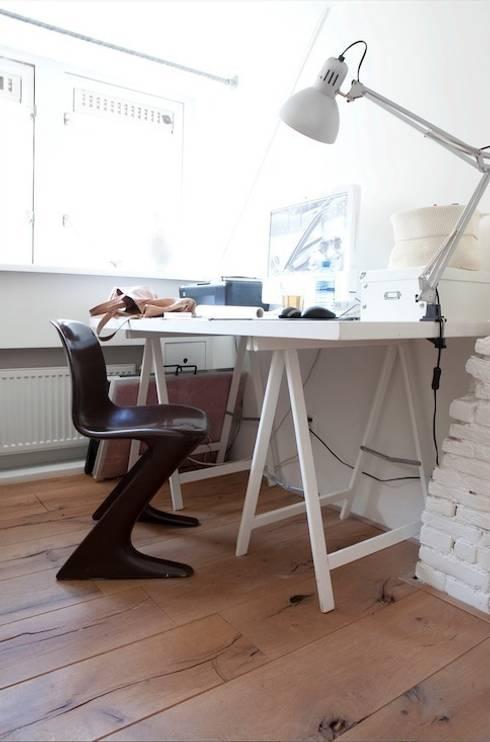 modern Study/office by ontwerpplek, interieurarchitectuur