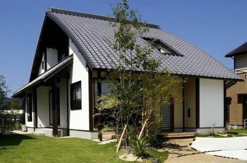 外観: アトリエ優 一級建築士事務所が手掛けた家です。