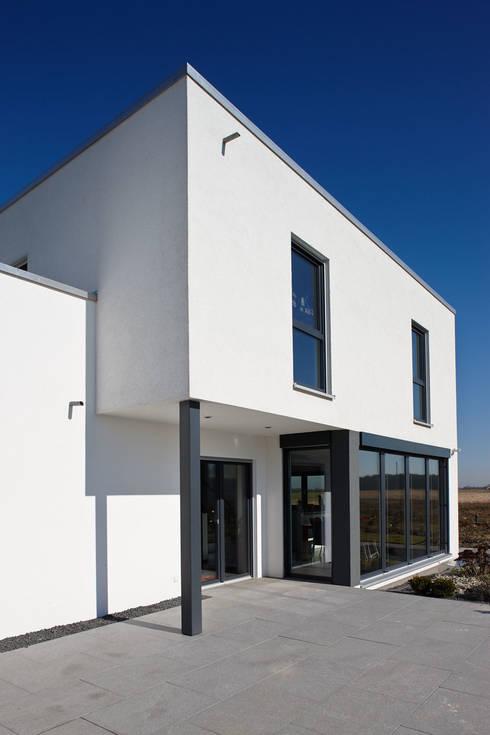 Prefabricated home by FingerHaus GmbH
