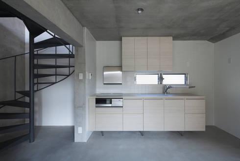 CYY: かわつひろし建築工房が手掛けたキッチンです。