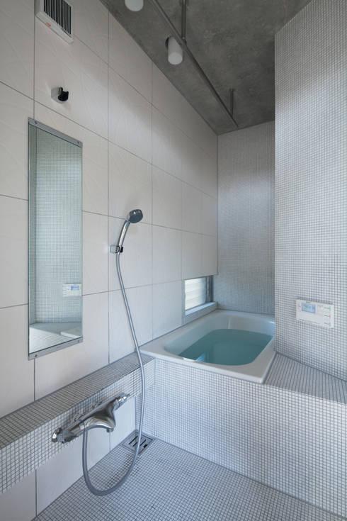 CYY: かわつひろし建築工房が手掛けた浴室です。