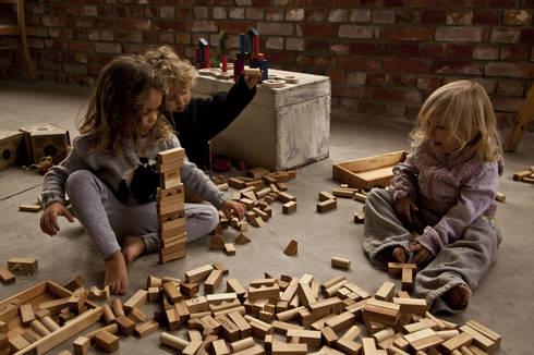 Quarto de crianças  por Handmade of Passion