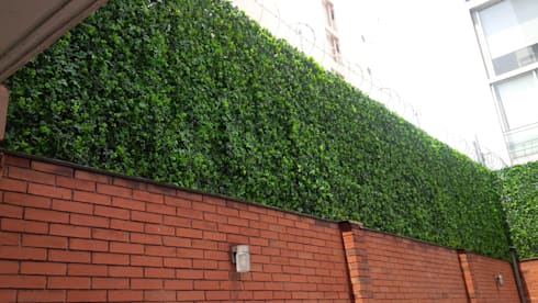 GreenSmart Polanco: Casas de estilo moderno por GreenSmart