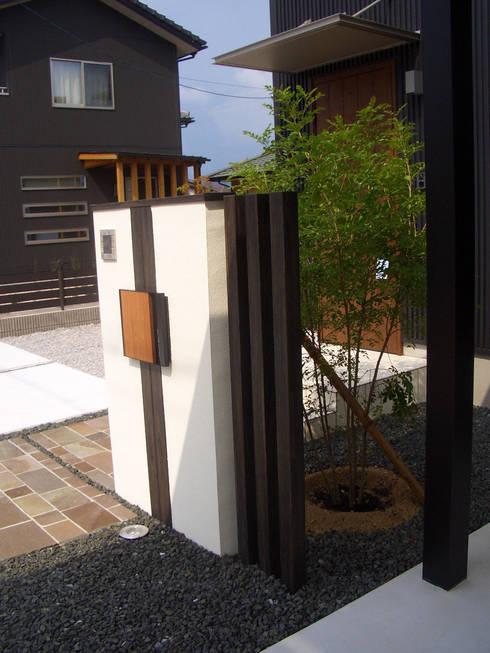 H様邸3: 山野興業 ガーデンスタイルなごみが手掛けたです。