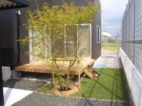 H様邸4: 山野興業 ガーデンスタイルなごみが手掛けたです。
