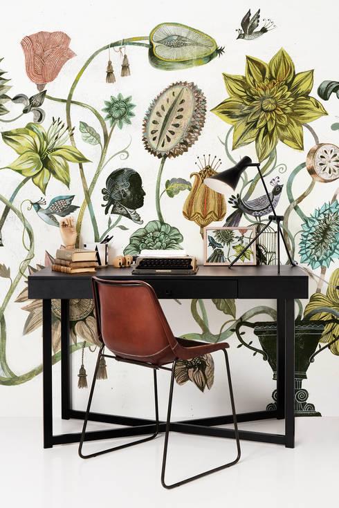 Murs & Sols de style de style Scandinave par Photowall