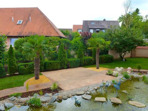 gartenteich by bodin pflanzliche raumgestaltung gmbh | homify, Hause und Garten