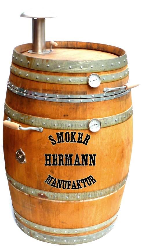 hermann maschinenbau gmbh barrique smoker der smoker f r alle sinne homify. Black Bedroom Furniture Sets. Home Design Ideas