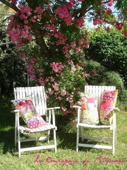 Jardim  por La Compagnie du Patchwork
