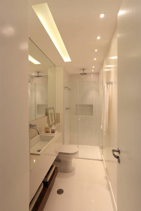 Cobertura pinheiros de mandril arquitetura e interiores - Plafones para banos ...