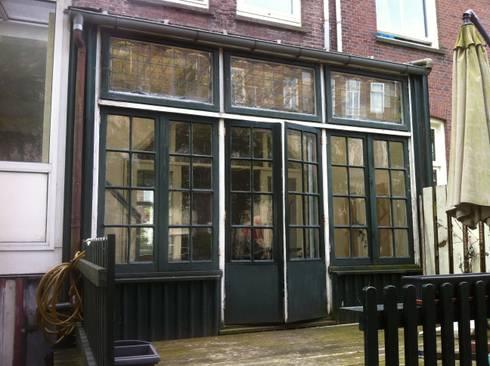 Herenhuis 1890 amsterdam door vasd interieur for Auto interieur reinigen amsterdam
