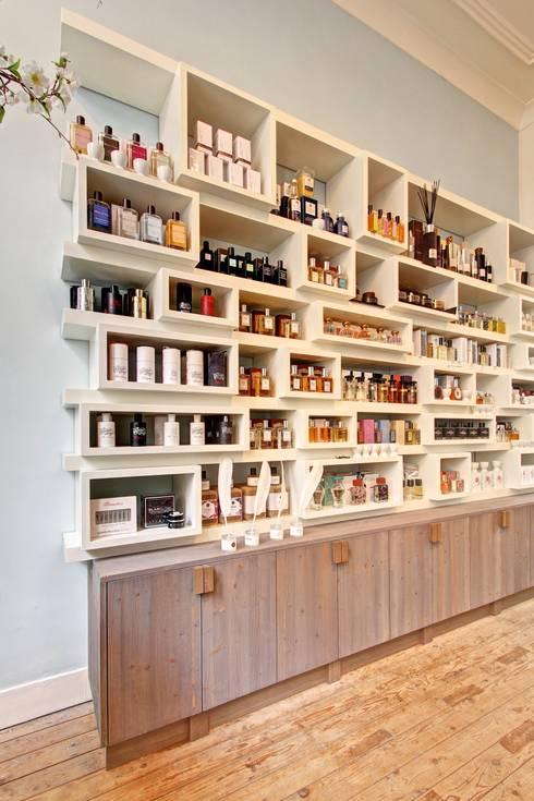 Tom Frencken:  tarz Dükkânlar