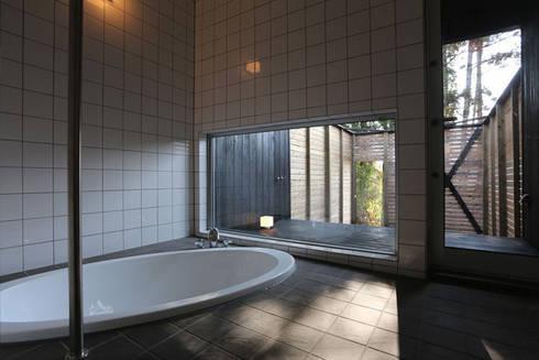 浴室: LiPS DESIGN/(有)フレックスが手掛けた浴室です。