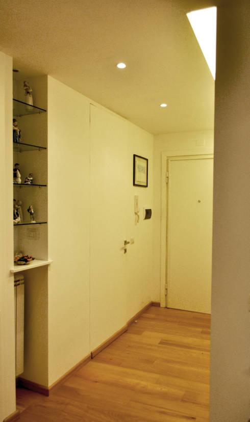 Appartamento 70mq di zero6studio studio associato di for Metraggio di appartamento studio