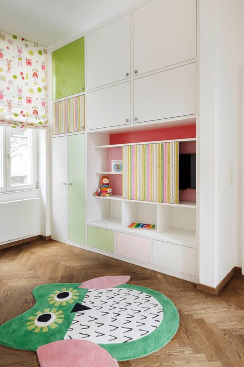 Wohnung Belvedere, Wien:  Arbeitszimmer von Tischlerei Krumboeck