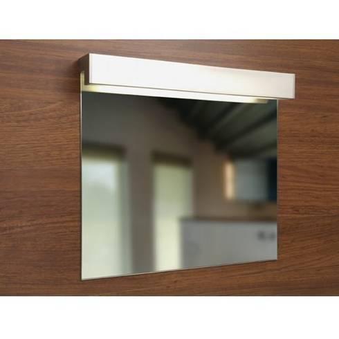 Schreiber Licht Design badspiegel mit spiegelleuchte by schreiber licht design gmbh homify