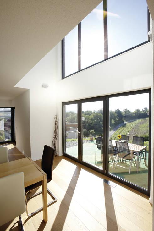 modern Conservatory by FingerHaus GmbH