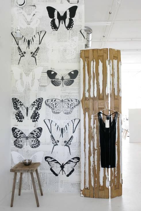 collectie Enjoy artikelnummer OZ 3142:  Muren & vloeren door onszelf