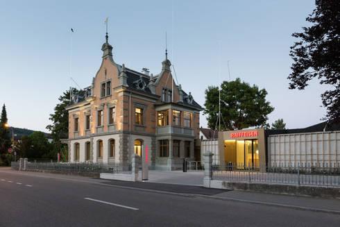 raiffeisenbank villa rosenheim diessenhofen schweiz von. Black Bedroom Furniture Sets. Home Design Ideas