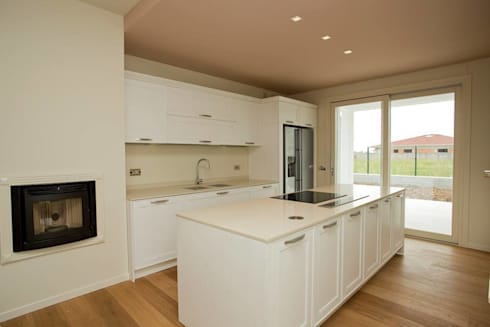 Cucina stile classico di scalvini luca design | homify
