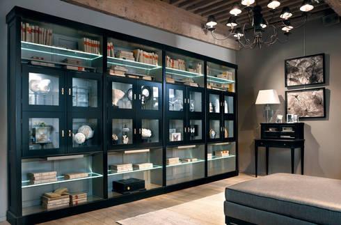 Mi proyecto Modular: Estudios y oficinas de estilo moderno por Grange México