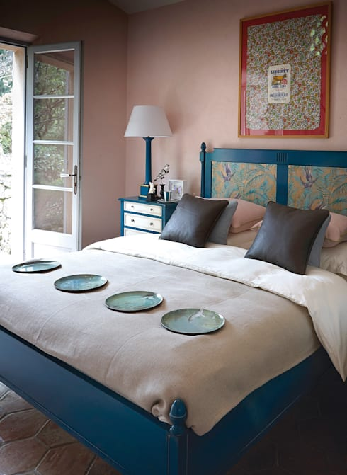 Dormitorios de estilo moderno de Grange México