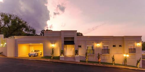 Projeto Residencial: Casas clássicas por Dani Santos Arquitetura