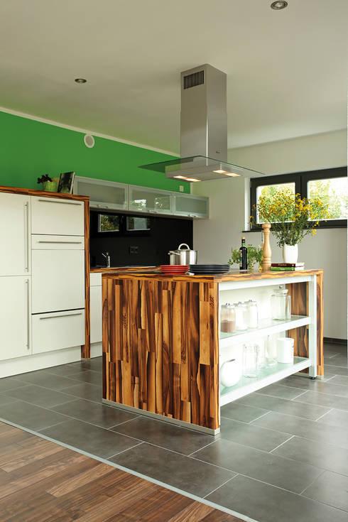 modern Kitchen by FingerHaus GmbH