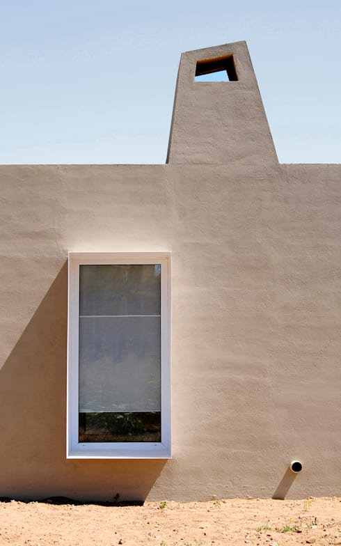 Projekty, nowoczesne Domy zaprojektowane przez NUA Arquitectures
