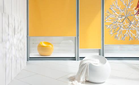 plissee sonnenschutz passgenau systeml sungen f r maximalen wohnkomfort von livoneo homify. Black Bedroom Furniture Sets. Home Design Ideas